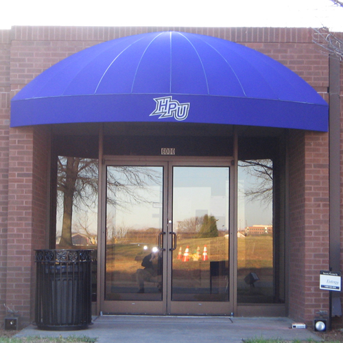 When High Point University Needed Awnings and Canopies…