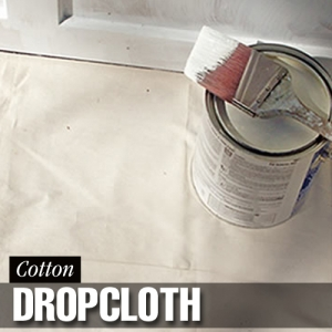 Dize Weathermaster Cotton Drop Cloth