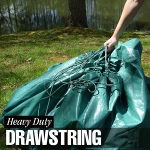 Dize Weathermaster Heavy Duty Drawstring Tarp