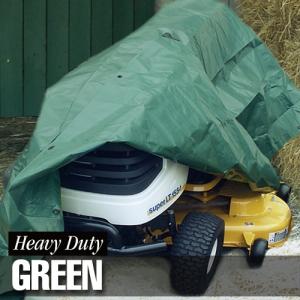 Dize Weathermaster Heavy Duty Green Poly Tarp