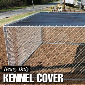 Dize Weathermaster Mesh Kennel Cover