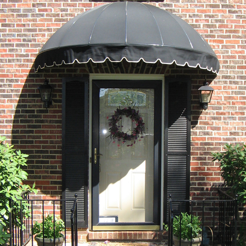 Dome Entrance Awning