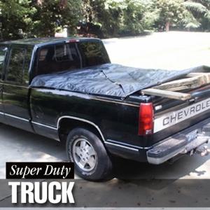 Dize Weathermaster Super Duty Truck Tarp